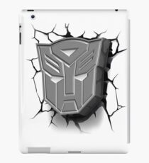autobots transformers iPad Case/Skin