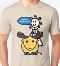 TGWTCH + Reindeer Unisex T-Shirt