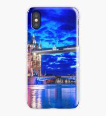 Tower Bridge Of Lights iPhone Case
