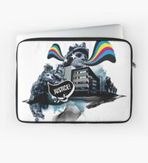The lion who claimed for justice Laptop Sleeve