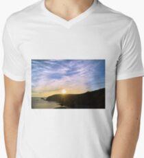 A Lizard Sunset T-Shirt