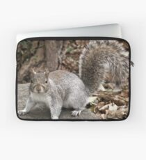 Syd the Squirrel Laptop Sleeve