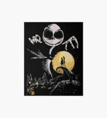 Jack's Nightmare Art Board Print