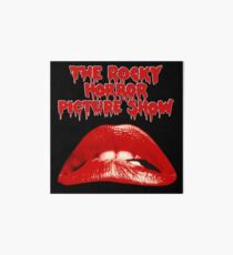 The Rocky Horror Picture Show Art Board