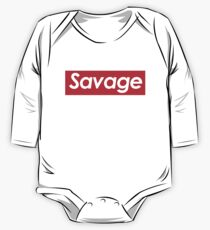 savage One Piece - Long Sleeve