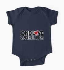 u2 one love one life Kids Clothes