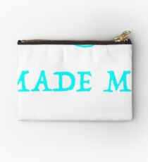 Tequila Made Me Do It Studio Pouch