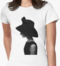 Hepburn Women's Fitted T-Shirt