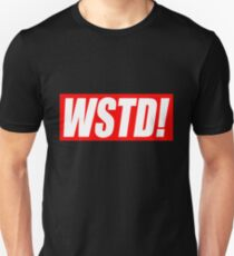 Wasted - Supreme parody (GTA)  Unisex T-Shirt