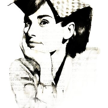 Audrey Hepburn pn06 by julia88554