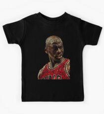 The GOAT Michael Jordan Kids Tee