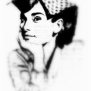 Audrey Hepburn pn07 by julia88554