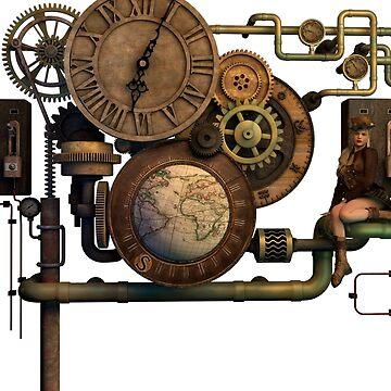 Steampunk von Reubsaet