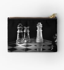 Chess 1: Game over, let's play again! Studio Pouch
