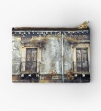 Sicilian Facade Studio Pouch