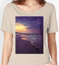 Walking on the dream Women's Relaxed Fit T-Shirt