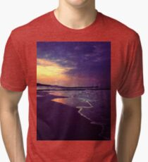 Walking on the dream Tri-blend T-Shirt