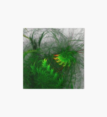 Jungle #fractal art Art Board Print