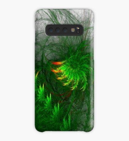 Jungle #fractal art Case/Skin for Samsung Galaxy