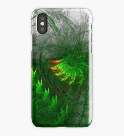 Jungle #fractal art iPhone Case