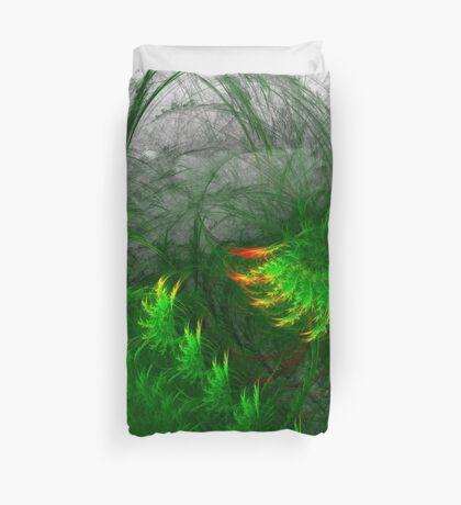 Jungle #fractal art Duvet Cover