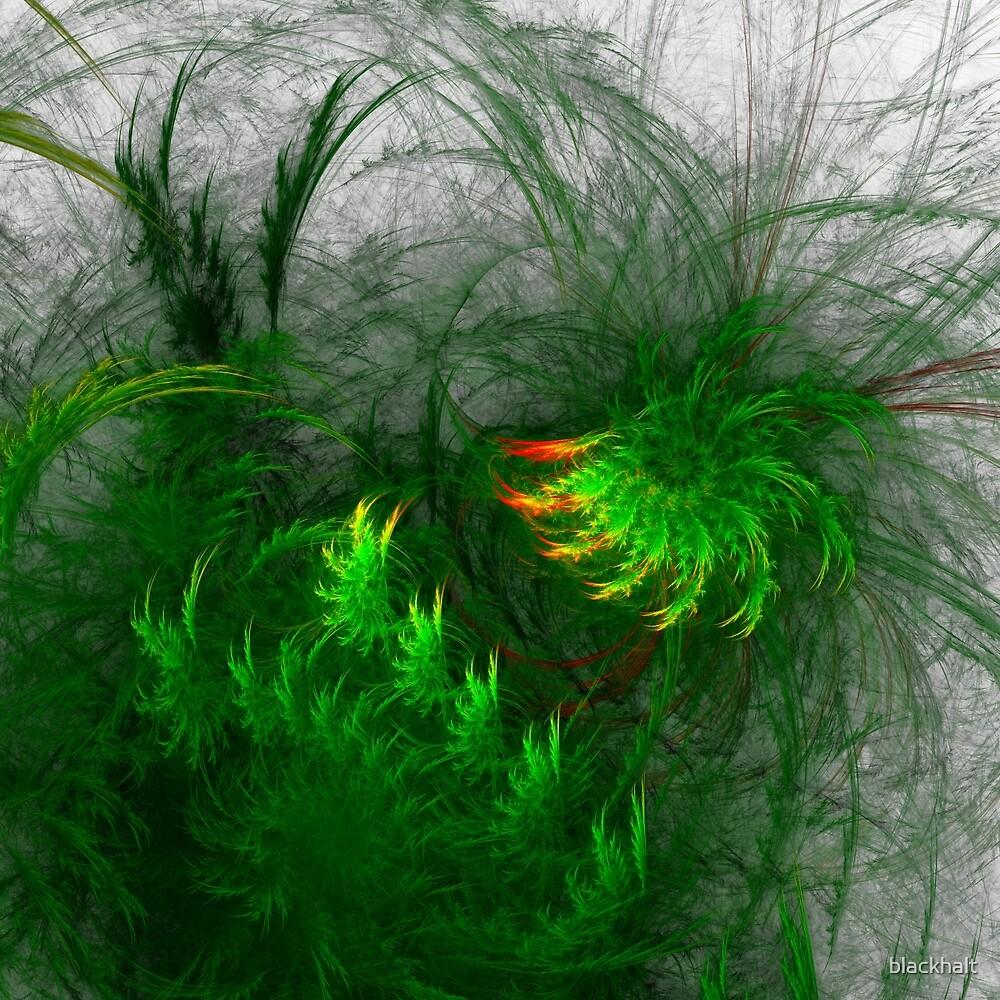 Jungle #fractal art by blackhalt