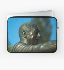 Over Looking The Park Laptop Sleeve