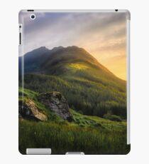 Mountain Sunset iPad Case/Skin