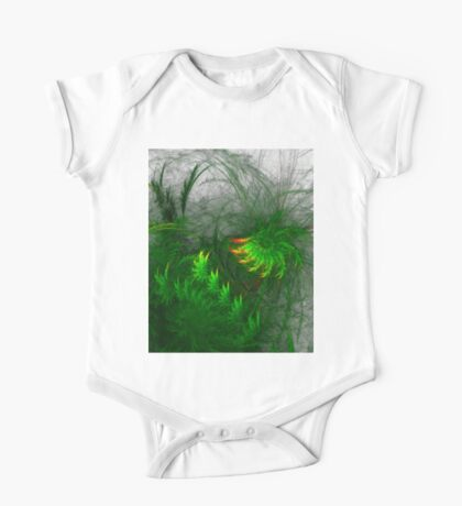 Jungle #fractal art Kids Clothes