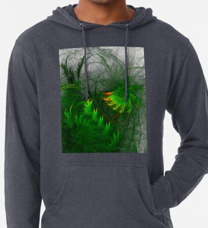 Jungle #fractal art Lightweight Hoodie