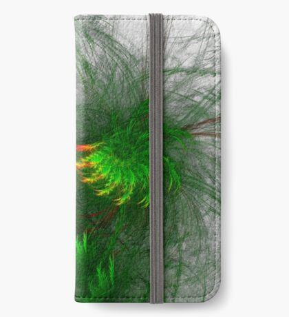 Jungle #fractal art iPhone Wallet
