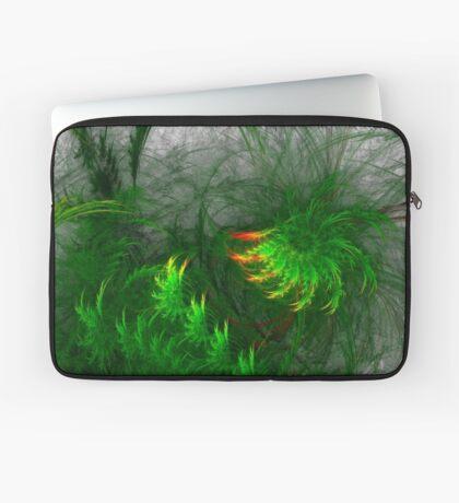 Jungle #fractal art Laptop Sleeve