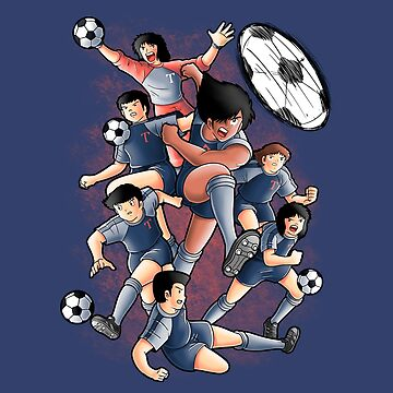 Soho FC by trheewood