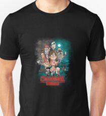 Stranger falls Unisex T-Shirt