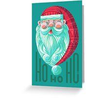 Hey Santa Greeting Card