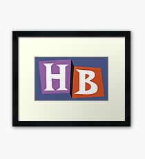 Hanna Barbera Framed Print