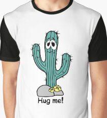 Cactus hugs Graphic T-Shirt
