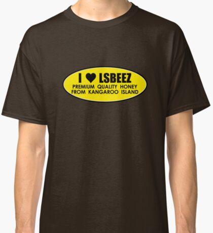 I LOVE LSBEEZ v1 Classic T-Shirt