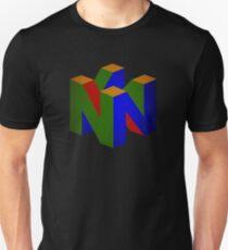 °GEEK° Nintendo 64 Rust Logo T-Shirt