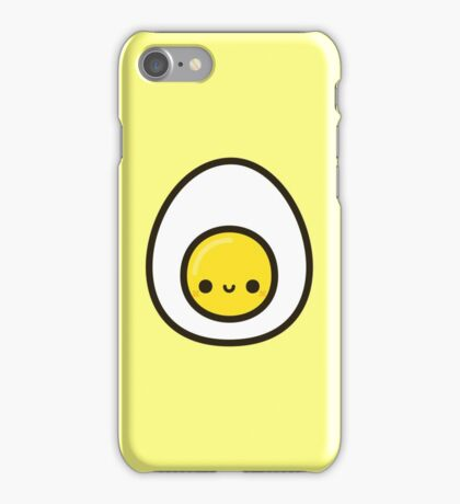 Yummy egg iPhone Case/Skin