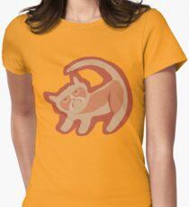 Grumpy King Women's Fitted T-Shirt