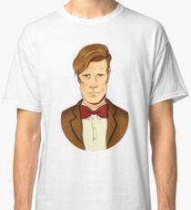 11th Doctor - Matt Smith Classic T-Shirt
