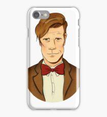 11th Doctor - Matt Smith iPhone Case/Skin
