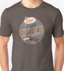 Uber Brand Horsemeat - Weathered with Stamp T-Shirt