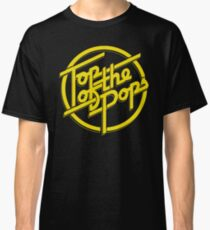 Top of the Pops - 1973-1981 Classic T-Shirt