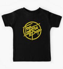 Top of the Pops - 1973-1981 Kids Tee