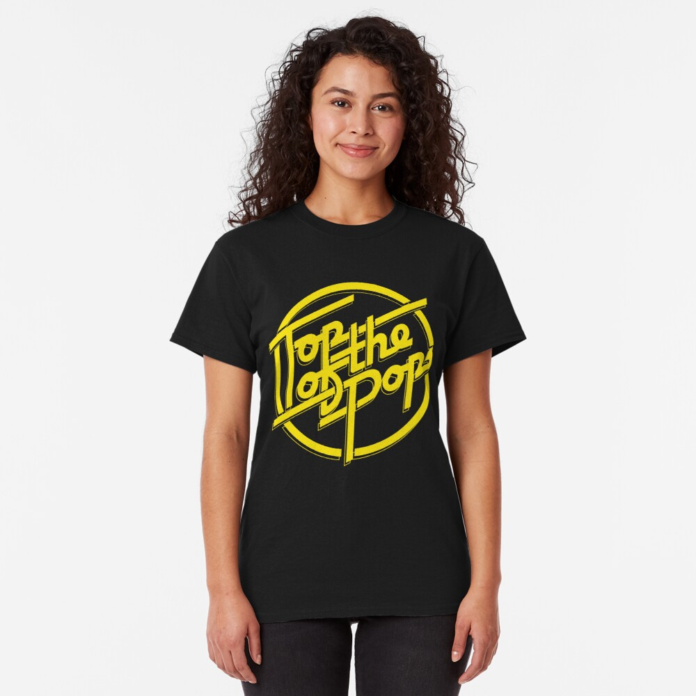 NDVH Top of the Pops - 1973-1981 Classic T-Shirt