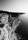 Where sea meets land by Nicklas Gustafsson