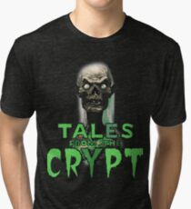 Crypt Keeper Tri-blend T-Shirt