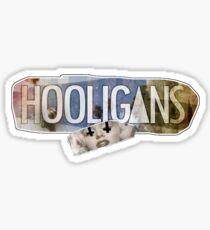 Hooligans Issues Sticker